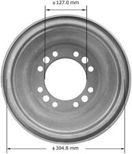 Brake Drum-HO Rear Bendix PDR0550 fits 1984 Ford F-350