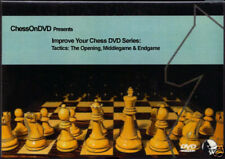 Improve Your Chess DVD Series - Tactics: The Opening, Middlegame & Endgame Chess