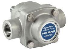 "4 Roller Pump - Delavan RollerPRO® 4900DSS 150 PSI 9.2 GPM. DSS, CW, 5/8"""