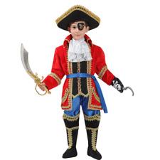 Vestito Costume Pirata 18/24 Mesi Carnevale Pegasus Party