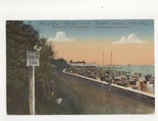 Ostseebad Brunshaupten Friedrich Franz Promenade 1922 Postcard Germany 070b