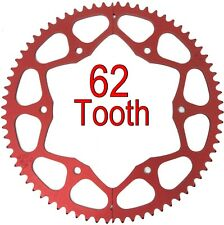 62T Tooth #35 Chain Split Sprocket Two 2 Piece Gear Drift Trike Go Kart Racing