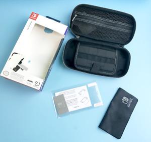 PowerA Protection Case Kit for Nintendo Switch Lite - Black 1514393 #NO2142