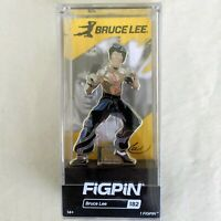 BRUCE LEE FiGPiN #182 Enamel Pin Brand New