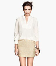 H&M Polyester Party Mini Skirts for Women