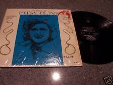 """Holly Lane """"A Tribute To Patsy Cline"""" LP"""