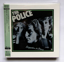 The Police , Reggatta de Blanc [ Japan LTD Mini LP Platinum SHM-CD ] UICY-40028