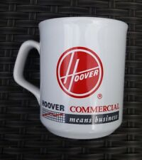 RARE COFFEE MUG ' HOOVER COMMERCIAL VACUUM CLEANER '