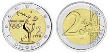 GRIECHENLAND 2 EURO OLYMPISCHE SPIELE ATHEN 2004 bankfrisch