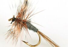 2 Dozen Fishing Flies - Dry Fly Assortment