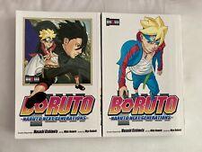 More details for boruto vol.4-5