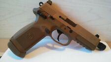 Airsoft  FN Herstal FNX-45 Tactical TAN Gaz GBB Blowback