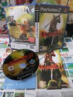 Playstation 2 PS2:Devil May Cry 3 [TOP CAPCOM & 1ERE EDITION] Fr