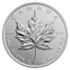 2014 Chicago ANA World Fair, Canada Maple Leaf Fine Silver Coin ANA Privy Mark