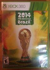 2014 FIFA World Cup Brazil (Microsoft Xbox 360, 2014)