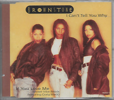 BROWNSTONE - I Can't Tell You Why - CDMS - Soul - 662377 2 - UK