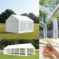 Partyzelt 3x2-6x12m Festzelt Gartenzelt Pavillon Bierzelt wasserdicht PVC NEU