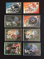 Lot of Football Cards Gives History of Team Plus Boomer Esiason Bengals