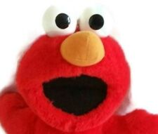 "Tickle Me Elmo Fisher Price 1996 15"" Laughing Shaking Giggling Plush Doll Vtg"