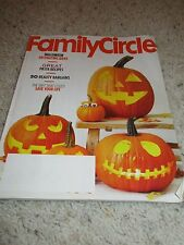 Family Circle Halloween Decorating Ideas OCT 2015