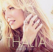 NEW-SEALED! Thalia - Amore Mio [CD]
