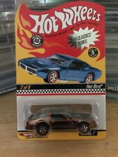 HOT BIRD (1:64)  Hot Wheels 2008 RLC Neo-Classics Series #7 (2 of 6) 8052/10000