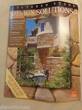 Cultured Stone Design Solutions 3 Owens Corning Brochure Innovations for Living