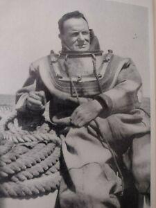 Johnno Classic Diving  Helmet Book  Hard Hat Deep Sea Spoils HB Rare