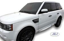 Land Rover Range Rover Sport Front wind deflectors 2pc set TINTED HEKO