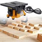 "DIY Cutting Tool 100mm 4"" Saw Blade Mini Table Saw Cutting Machine Craft Saw USA"
