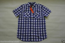 Superdry Button-Front 100% Cotton Casual Shirts for Men