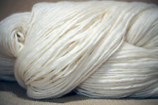 Superwash Undyed Merino Single Ply Worsted Yarn by Amtex 115g/4.06oz