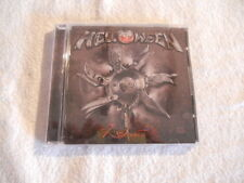 """Helloween """"7 Sinners"""" 2010 cd The End Records Printed in USA NEW"""