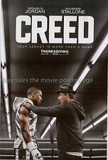 CREED  SYLVESTER STALONE   MOVIE POSTER