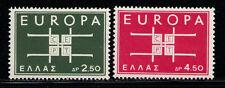 GRECIA/GREECE 1963 MNH SC.768/769 Europe,CEPT