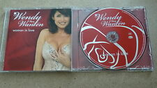 Full CD Wendy Van Wanten : Woman in love  Ex+