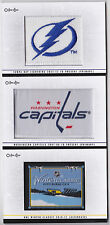12-13 OPC Washington Capitals Team Logo Patch OPEECHEE Primary 2012