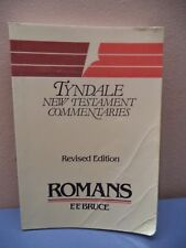 Tyndale New Testament Commentaries: Romans Vol. 6 by F. F. Bruce 1985 Paperback