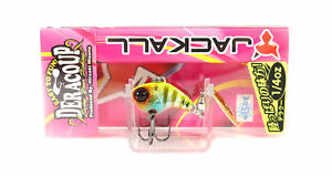 Jackall Deracoup 1/4 oz Spin Tail Sinking Lure Chart Back Bluegill (2670)