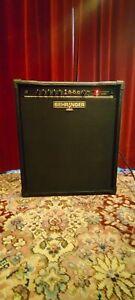 Behringer Ultrabass BX1800 Bass Combo Amp Great Condition