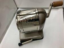 Boston Vacuum Mount 8 Hole Pencil Sharpener