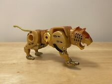 Power Rangers Wild Force: Animus Tiger Zord (With Tail)