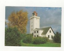 Nakkehoved Fyr Denmark 1994 Lighthouse Postcard 407a ^