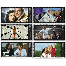 UK Great British Film Stamp Set MNH 2014
