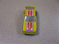 1986 Mattel Hot Wheels Flippin' Frenzy Nissan 200Sx Flip-Outs #2289 Hk Yellow