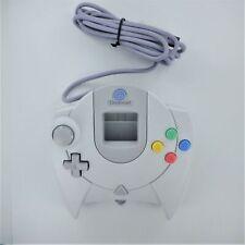 Official wired controller for Sega Dreamcast - Light Grey REFURBISHED