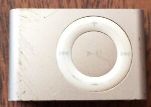Apple iPod Shuffle 2nd Generation Silver (1 GB)