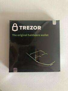 Trezor One Black - Cryptocurrency Hardware Wallet
