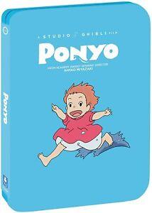 Ponyo : da Collezione Steelbook - Edizione Limitata Blu-Ray [Studio Ghibli]