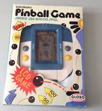 Vintage80S #Systema Pinball Game & Watch Nib Very Rare Blue Version